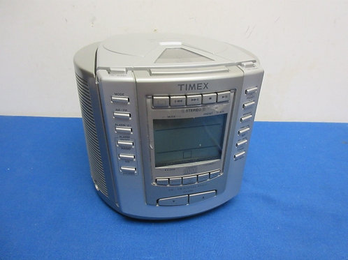 Timex nature sounds am/fm radio, cd player with alarm