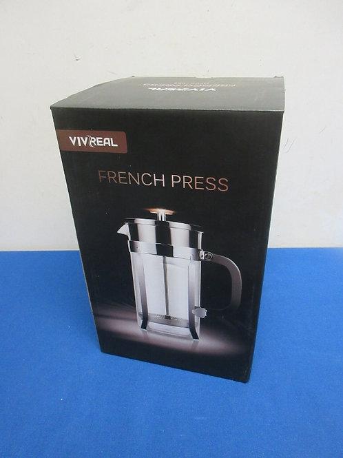VivReal French Press - in box