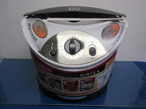 Sunbeam Rocket Grill indoor grilling machine - new