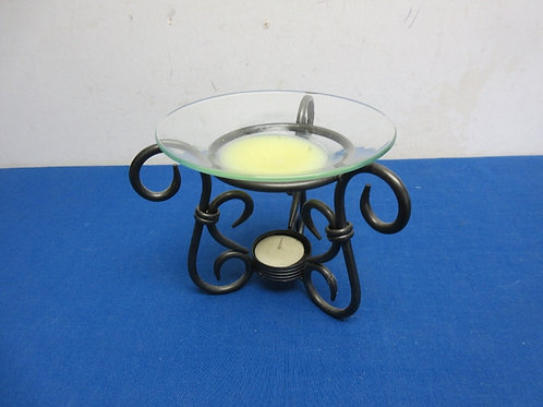 Candle power scented wax melter