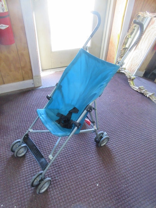 Small teale umbrella stroller