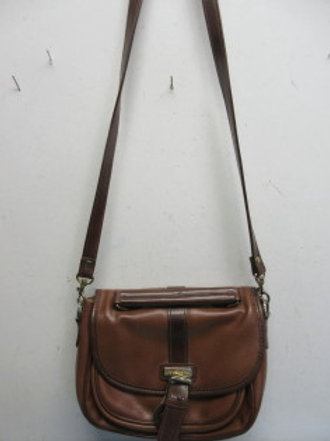 Liz Clairborn brown shoulder bag