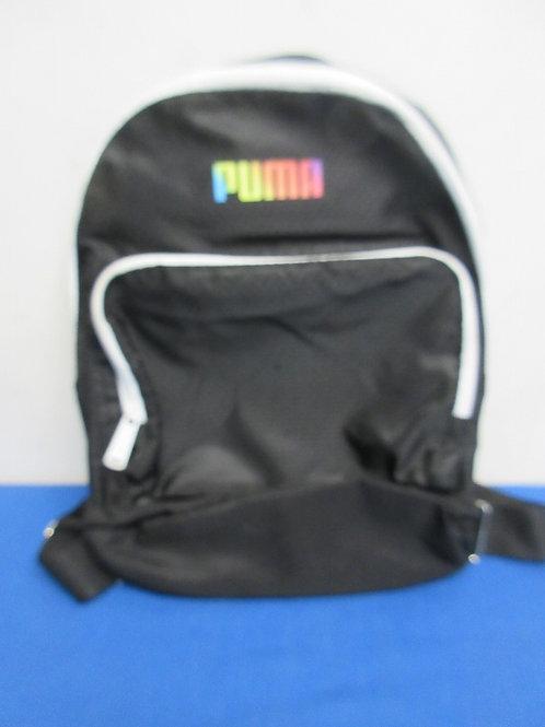 Puma small black back pack