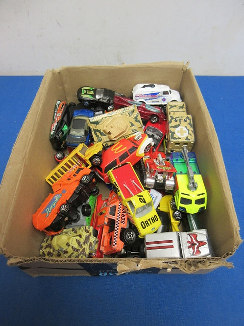 Set of 35 assorted Matchbox cars (3 Available)
