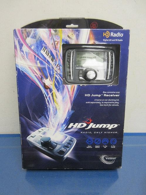HD radio jump receiver, New in box