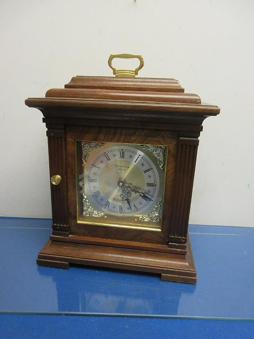 Strausbourg Manor Westminster cherry mantle chime clock