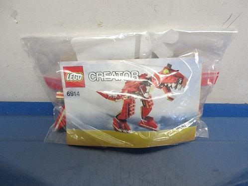 Lego Creator building set #6914
