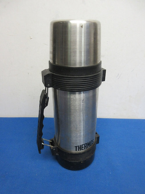 Stainless one liter thermos