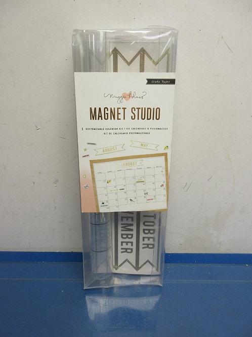 Maggie Holmes Magnet Studio-1 customizable calendar kit