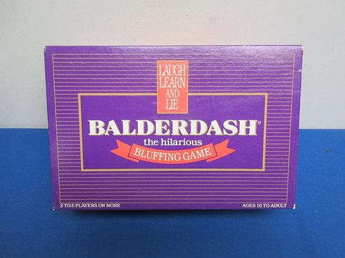 Balderdash game, ages 10 to adult