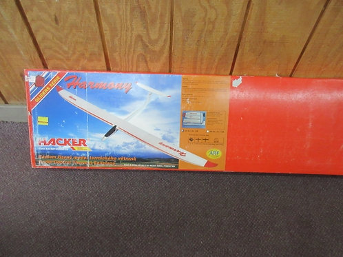 Harmony gliders series hacker model production model airplane - in box