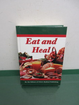 Eat and Heal hardback book
