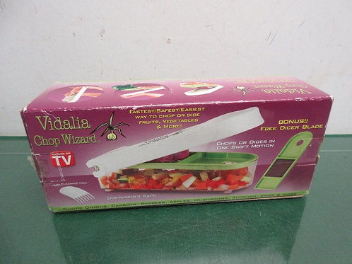 Vidalia chop wizard, new in package