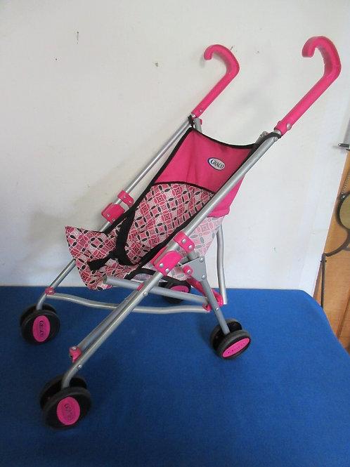 Grace pink babydoll umbrella stroller