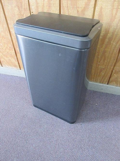 Eko Phantom X stainless steel 45 liter motion sensor trash can