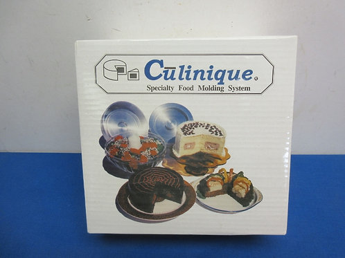 Culinque surprise inside food molds - brand new