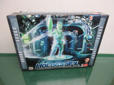 Holografx, creatae holographic effects using your smartphone or ipod touch
