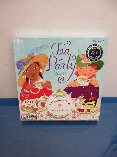 Tea Party Game, won best toy award, ages 5 & up