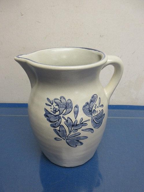 """Pflatzgraff water pitcher 8"""" tall"""