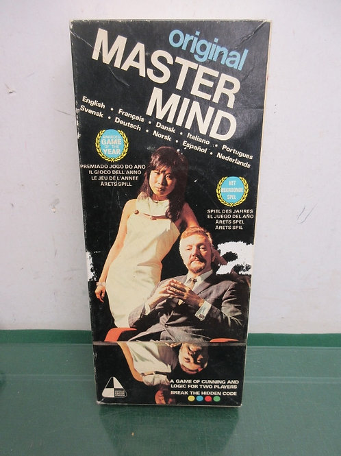 Original Master Mind game