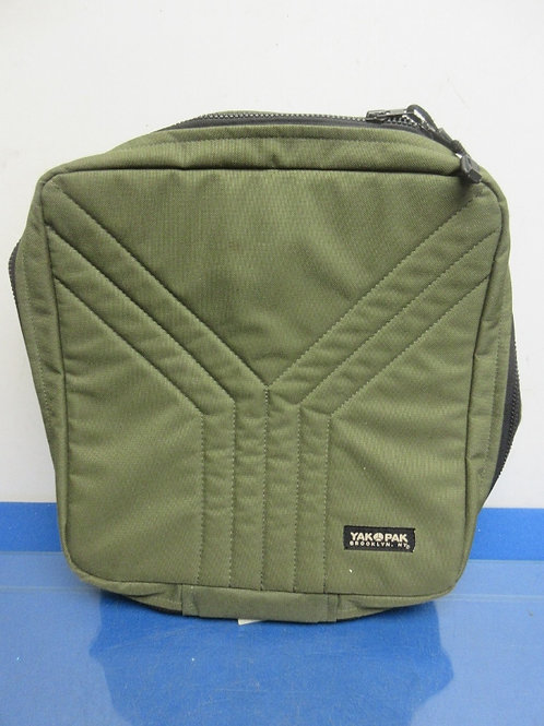 Green Yak Pak, Brooklyn NY messanger bag