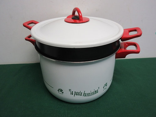 """T-Fal """"lapasta bounissima"""" past pot with strainer insert and lid"""