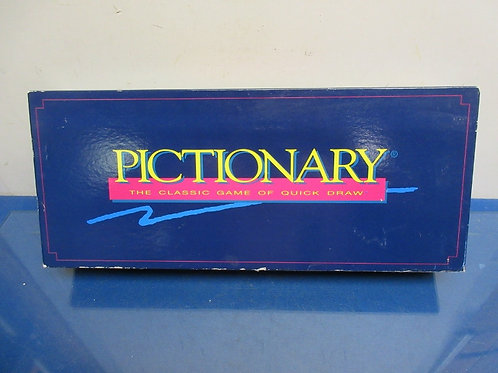Pictionary-classic game of quick draw, ages 12-adult