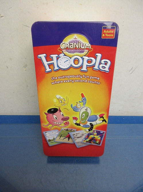 Cranium Hoopla Game in tin box, for teens & adults