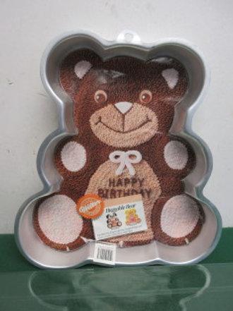 Wilton Cake Pan-Huggable Bear