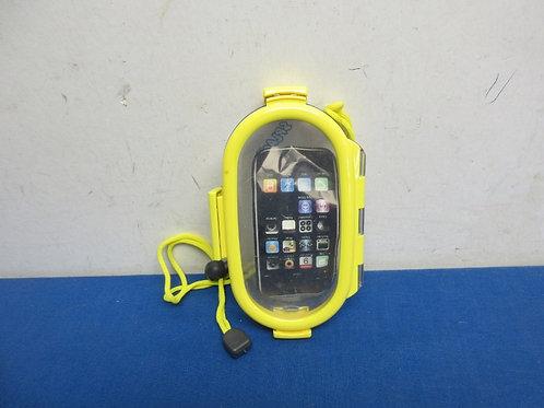 Splash waterproof phone case