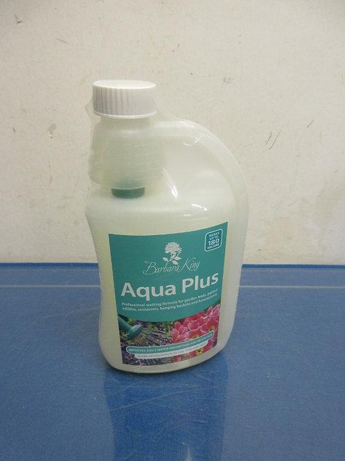 Barbara King 16.91oz aqua plus soil wetting agent - brand new