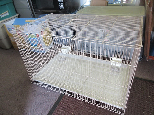 VTan rectangular birdcage, 18x30x18
