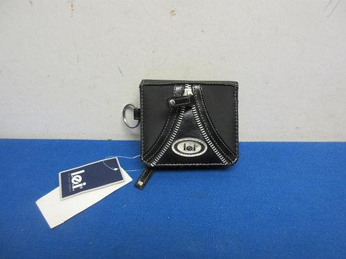 L.e.i. black wallet, new