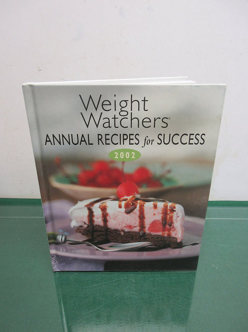 Weight Watcher's Annual Recipes for Success Cookbook