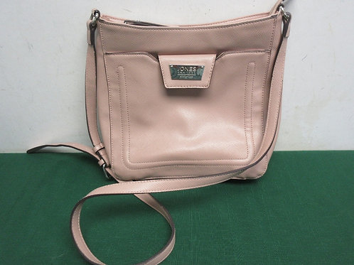 Jones of NY pink leather purse