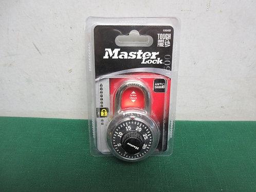 Master Lock, combination, New in Pkg