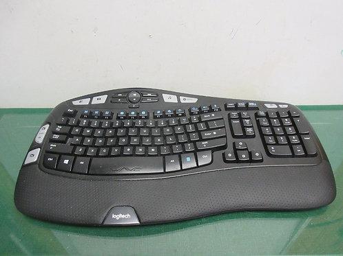 Logitech K350 wireless wave keyboard w/unifying wireless technology