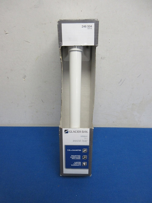 """Glacier Bay safety assist bar - 9"""" - white - new in box - 2 avail"""