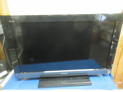 "Sony 31"" flat screen tv, no remote"