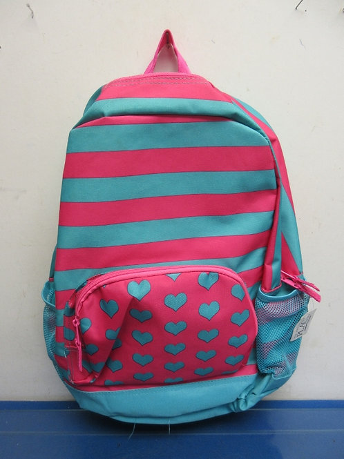 Children's Place aqua and pink backpack - New, tags still on