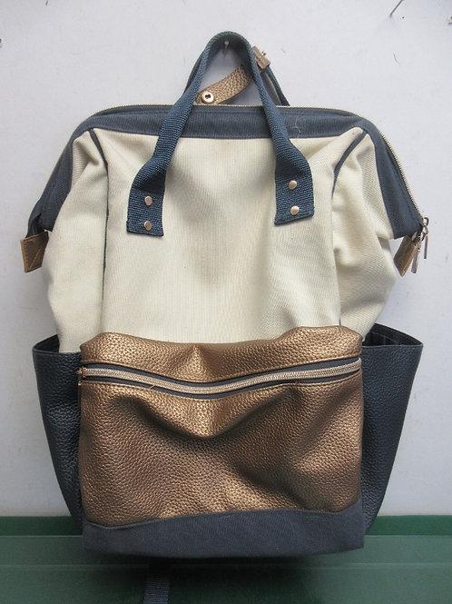 Wit & Delight beige/gray back pack