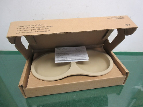 Pampered Chef microwave egg cooker - new in box