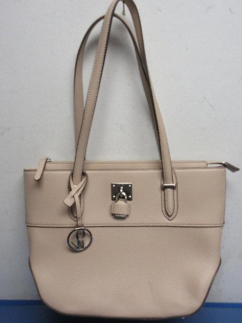 Nine West medium size pale pink leather purse