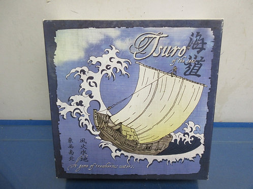 Tsuro of the Seas, a game of treacherous waters, ages 8 & up