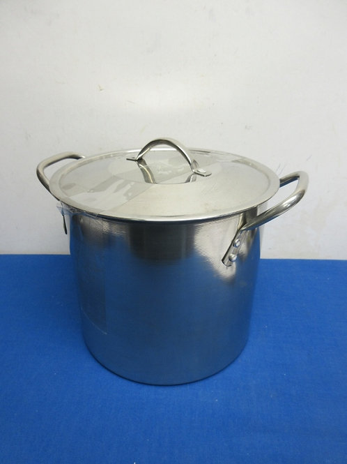 Stainless stock pot, New