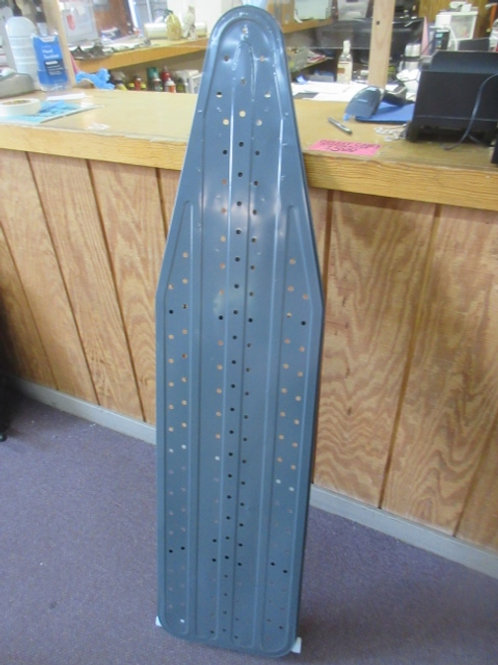Full size metal ironing board, No cover