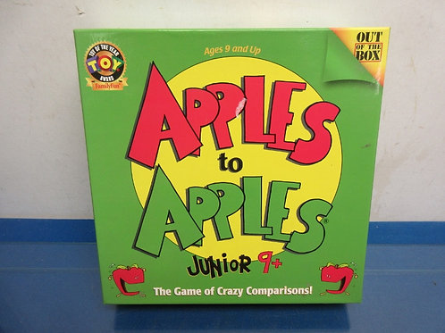 Apples to Apples Junior, ages 9 and up