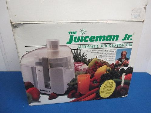 Mr. Juiceman Jr juice extractor
