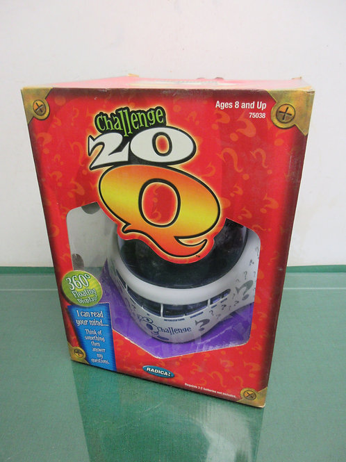 Radica 20 Q ChallengeGame, ages 8 & up,New in box