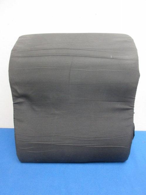 Lumbar pillow for an office chair